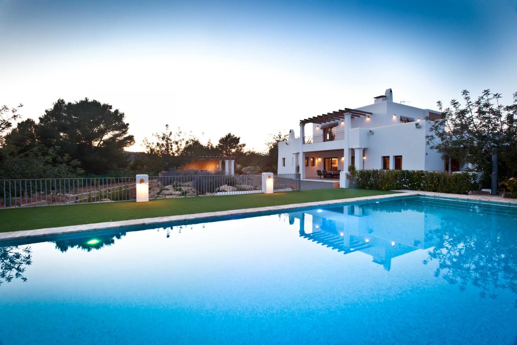 Luxus-Villa Numy auf Ibiza, mit Schwimmbad