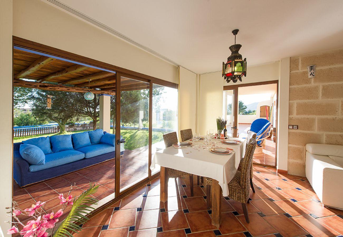 Villa in Santa Eulària des Riu - CASA CARLOTA