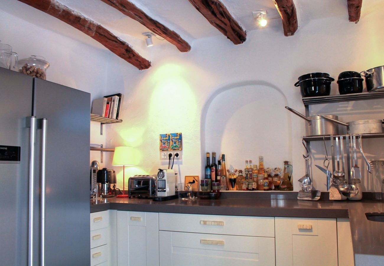 Landhaus in Sant Josep de Sa Talaia - CAN EIVISS