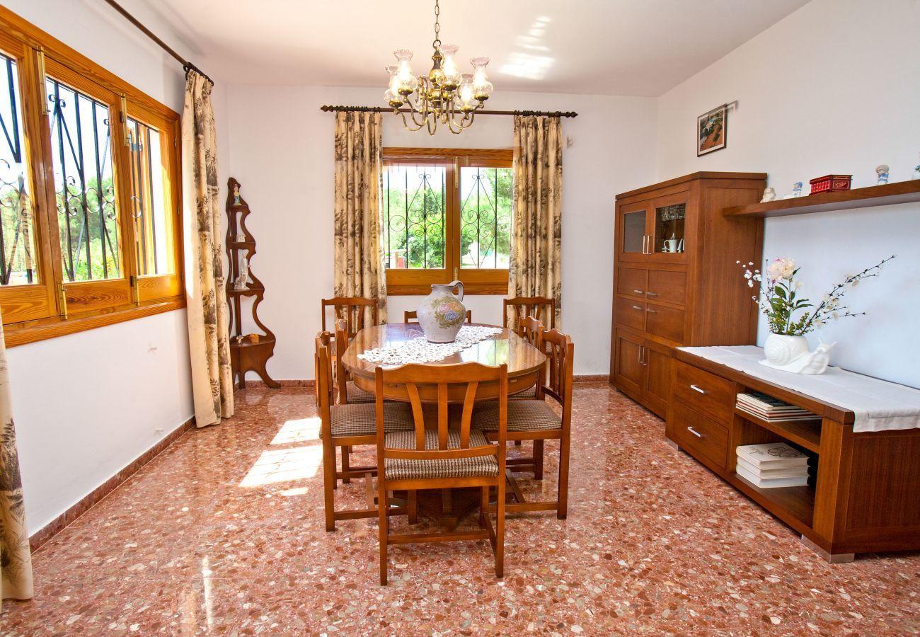 Landhaus in Santa Eulària des Riu - CAN SHORTES