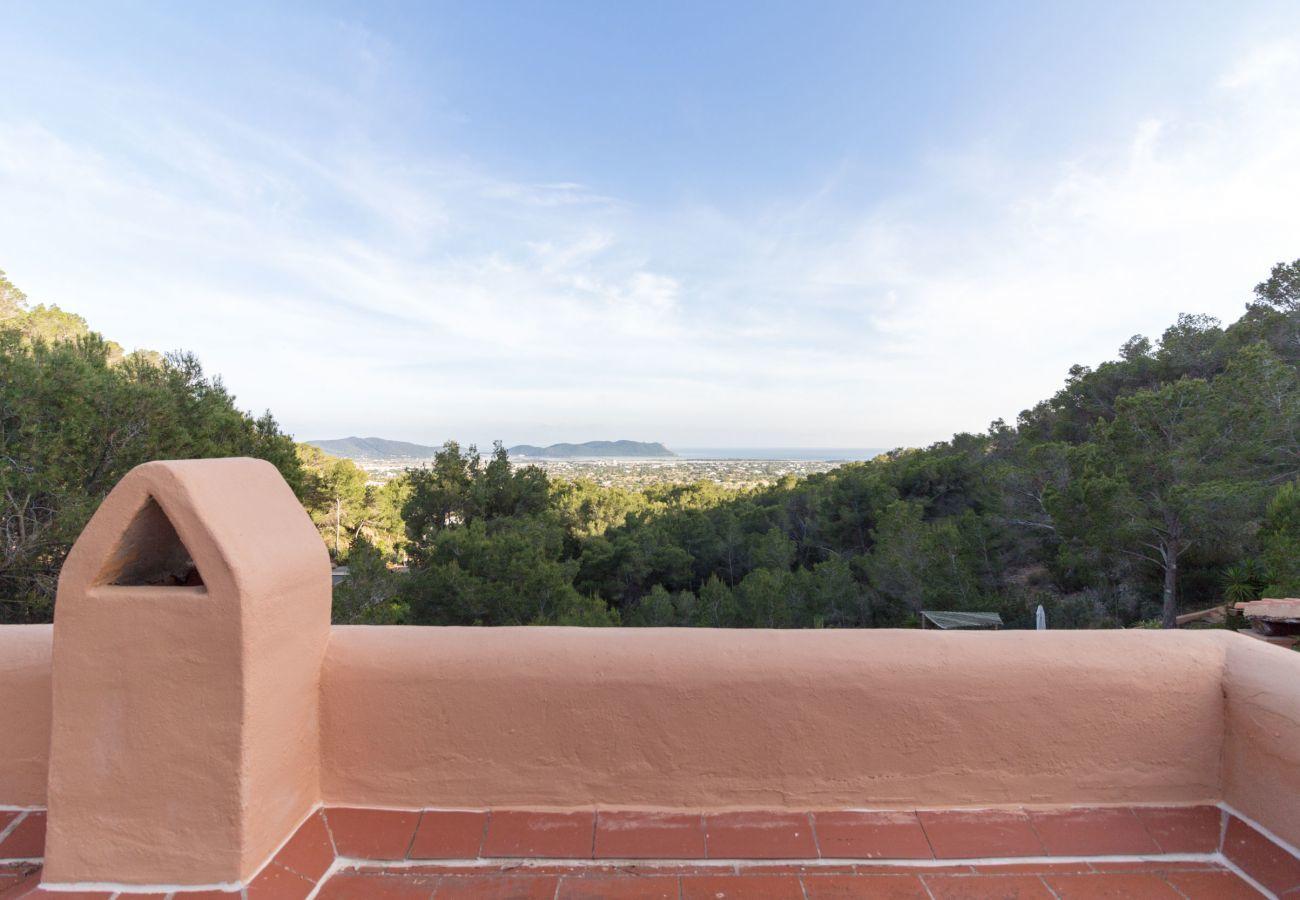 Ferienhaus in Sant Josep de Sa Talaia - CASA CAPRICHO