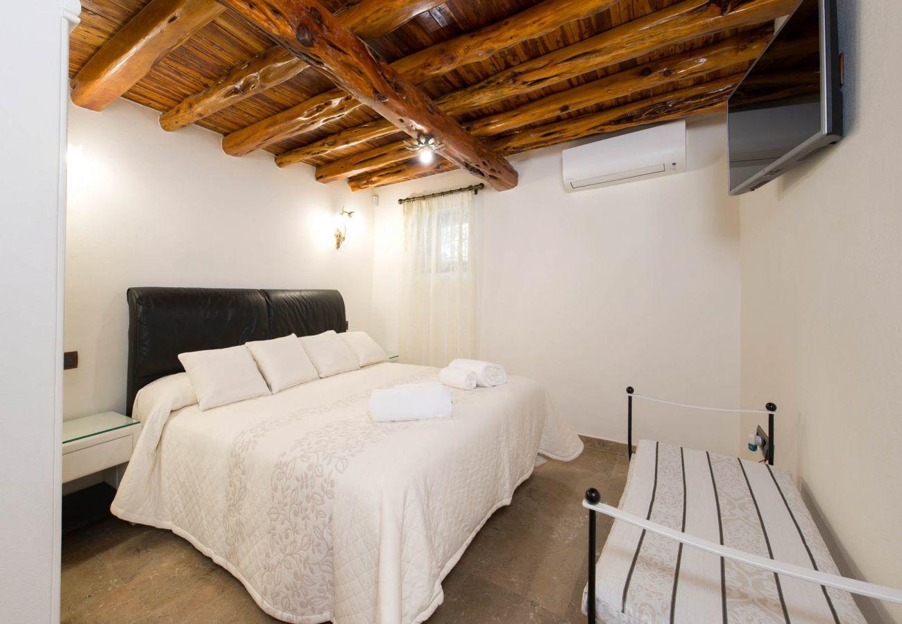 Landhaus in San Mateo/ Sant Mateu d´Albarca - CAN PERATU