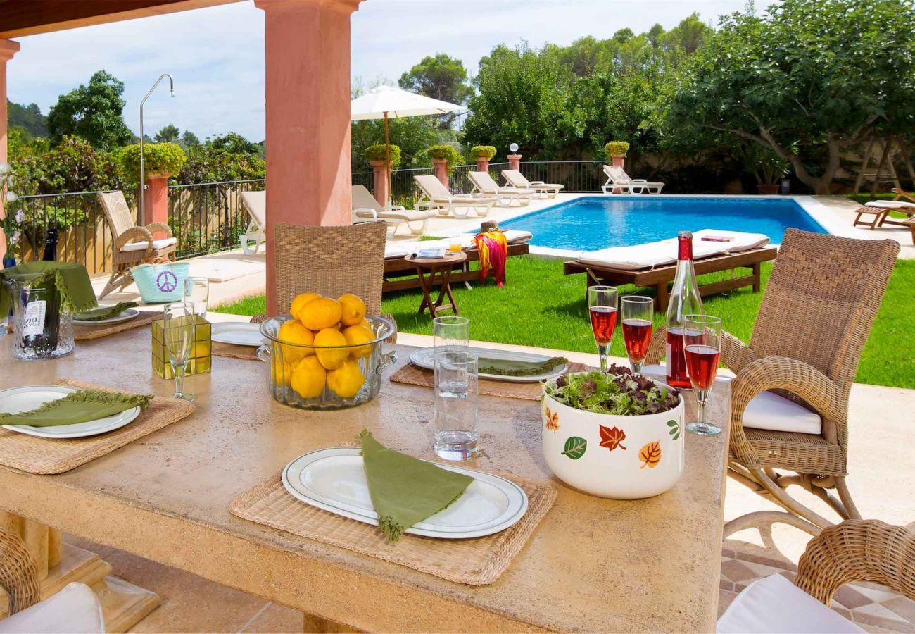 Villa rural Ibiza