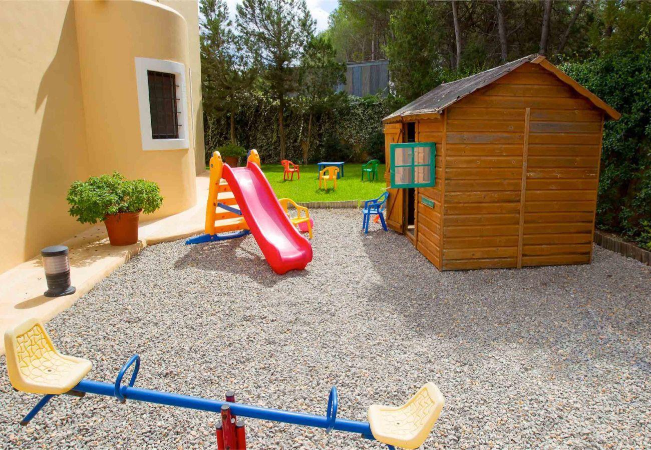 villa rural Las Dalias