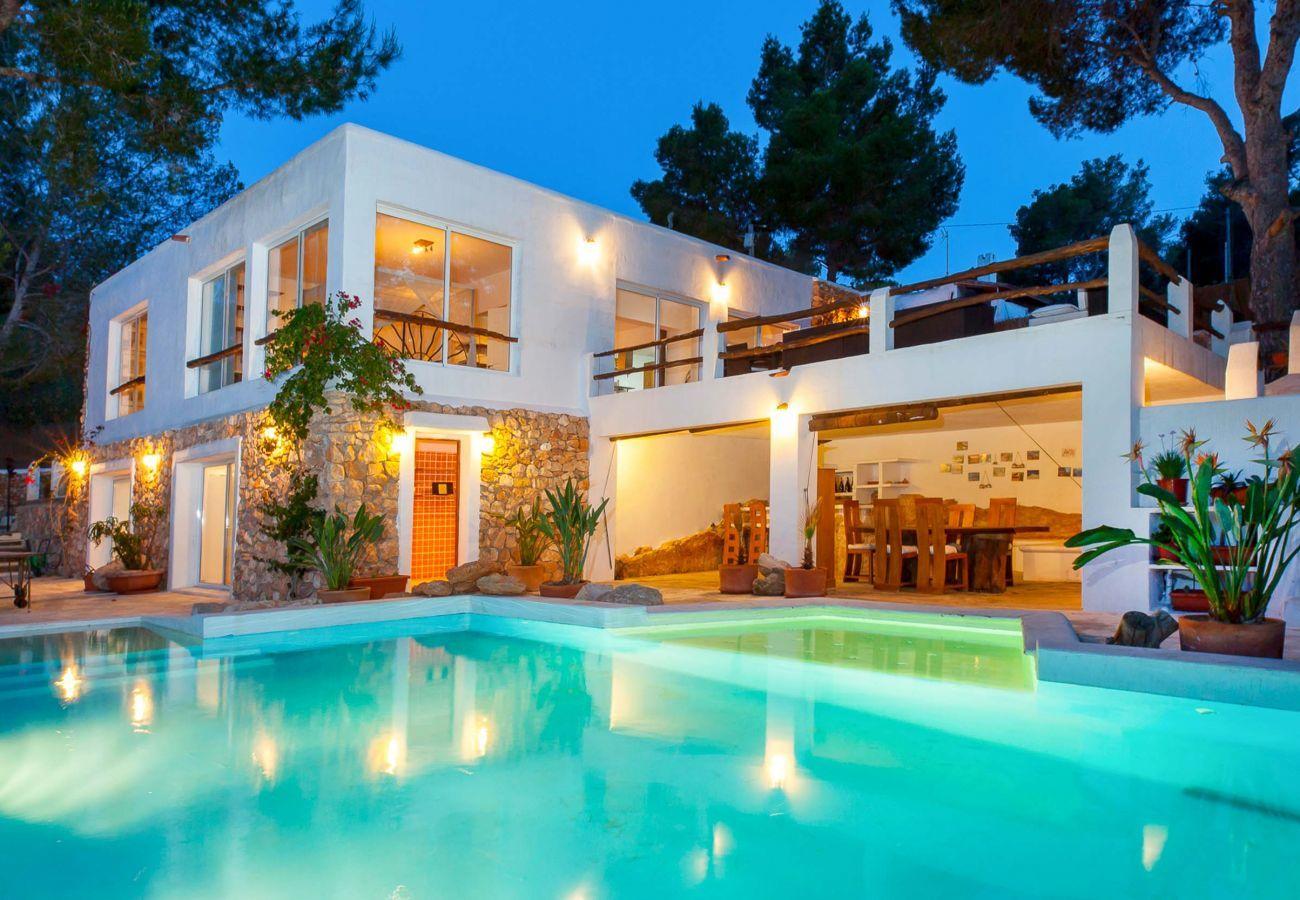 Villa in Sant Josep de Sa Talaia - VILLA HAVELI