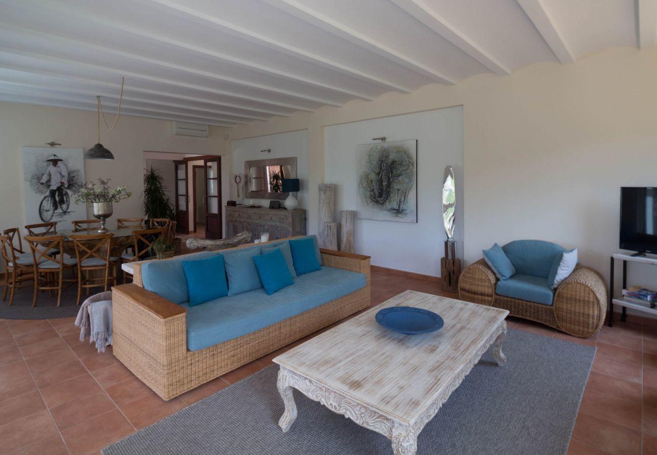 Villa in Sant Joan de Labritja - VILLA BOCA SEGA