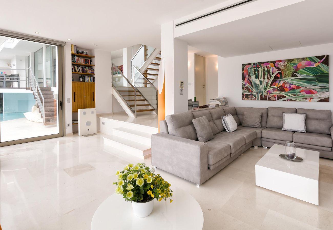 Villa in Sant Josep de Sa Talaia - VILLA VADELLA