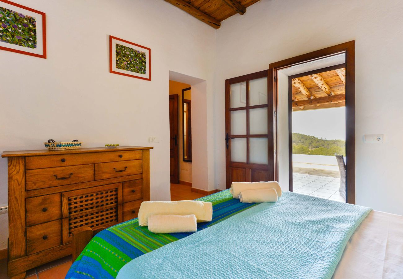 Landhaus in San Agustín / Sant Agustí d´ es Vedrà - CASA BERRY