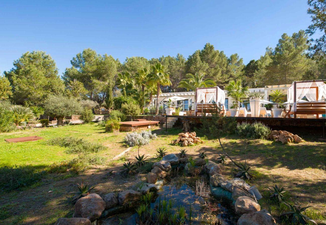 Villa in Sant Josep de Sa Talaia - VILLA MANXA