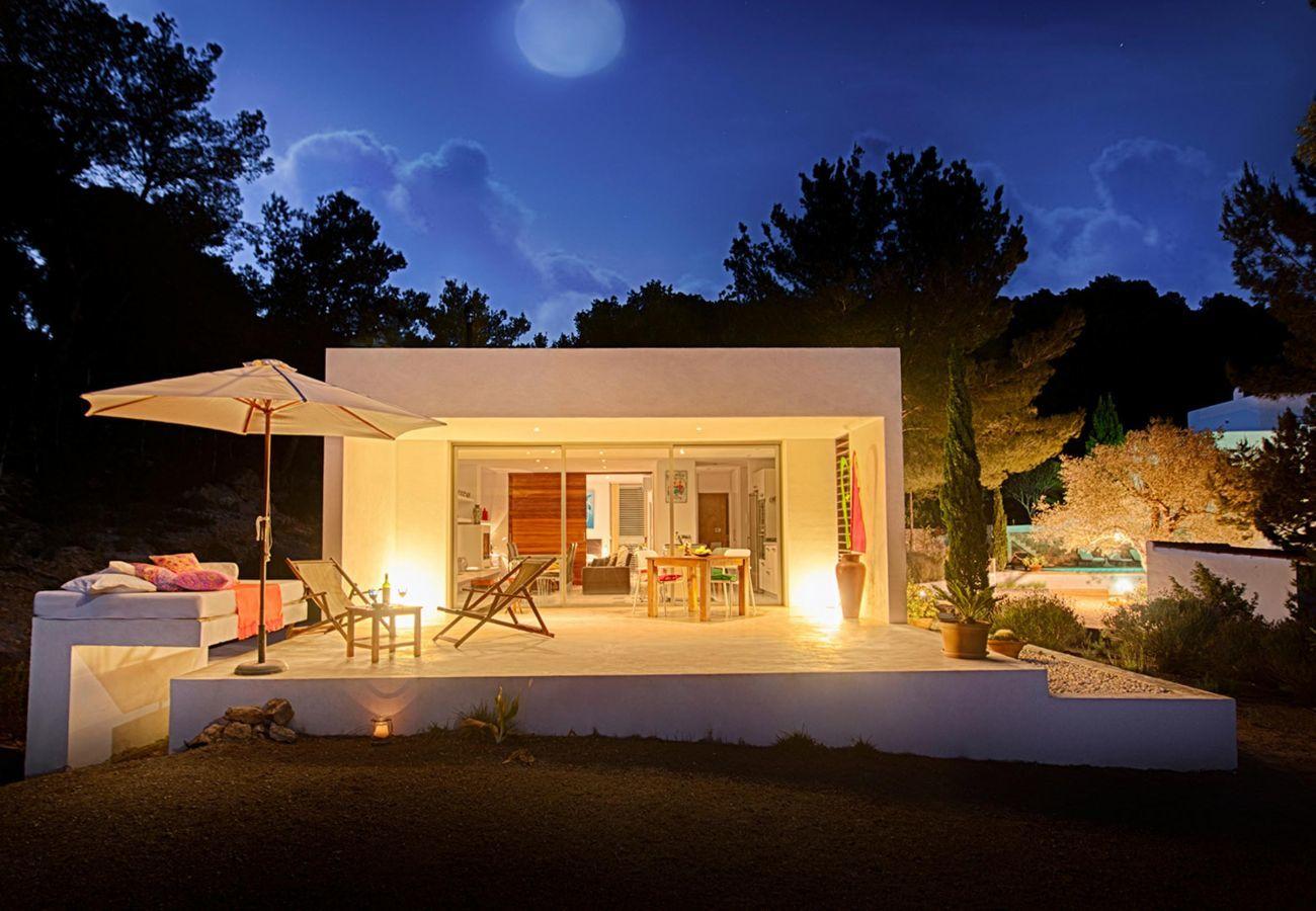 Ferienhaus in Sant Josep de Sa Talaia - SURF HOUSE