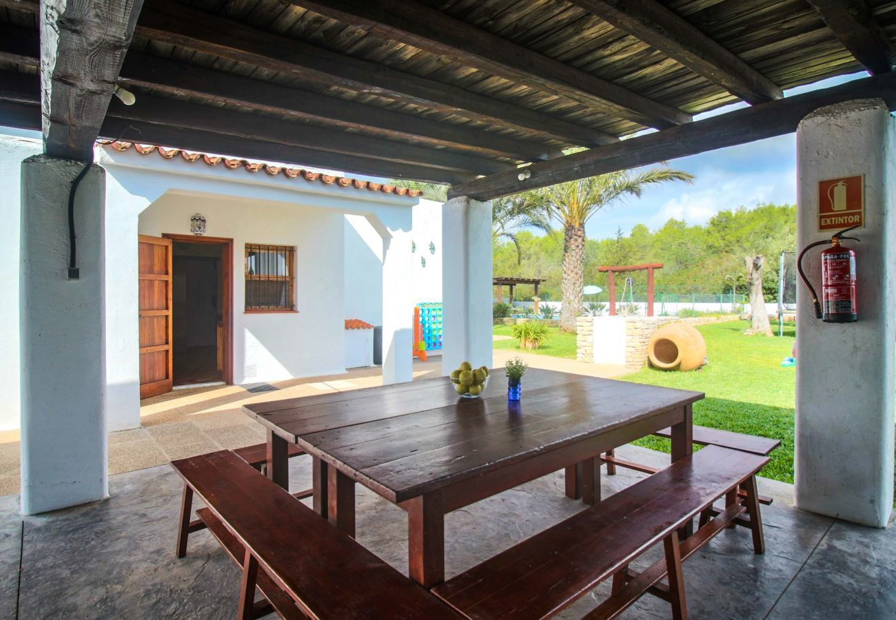 Landhaus in Santa Gertrudis - CASA GERTRUDIS
