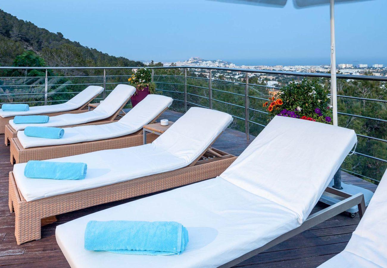 Villa in Ibiza - VILLA FONTALUXE