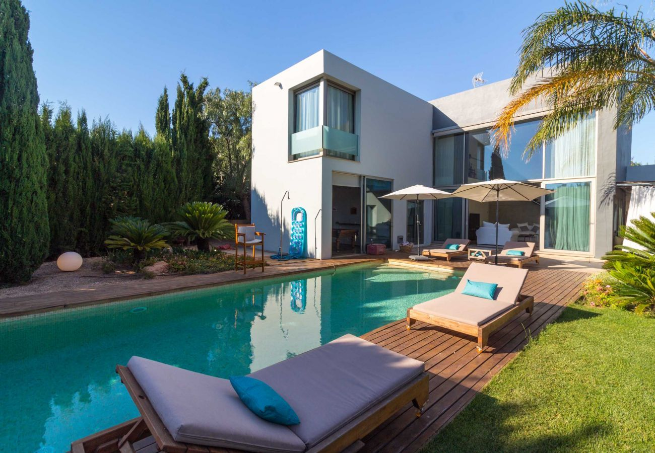 Villa in Ibiza - CAN COOL