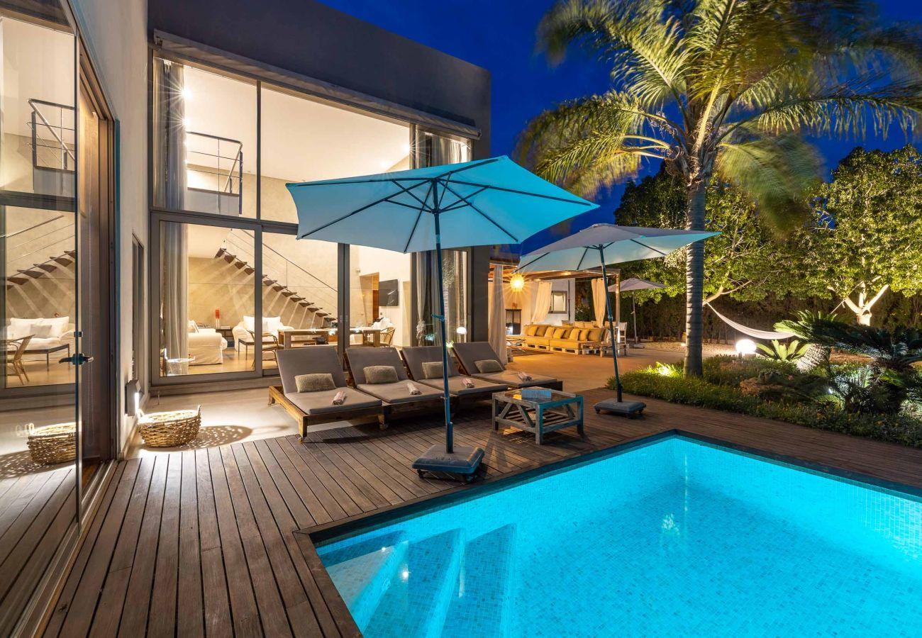Villa in Ibiza - CAN COOL