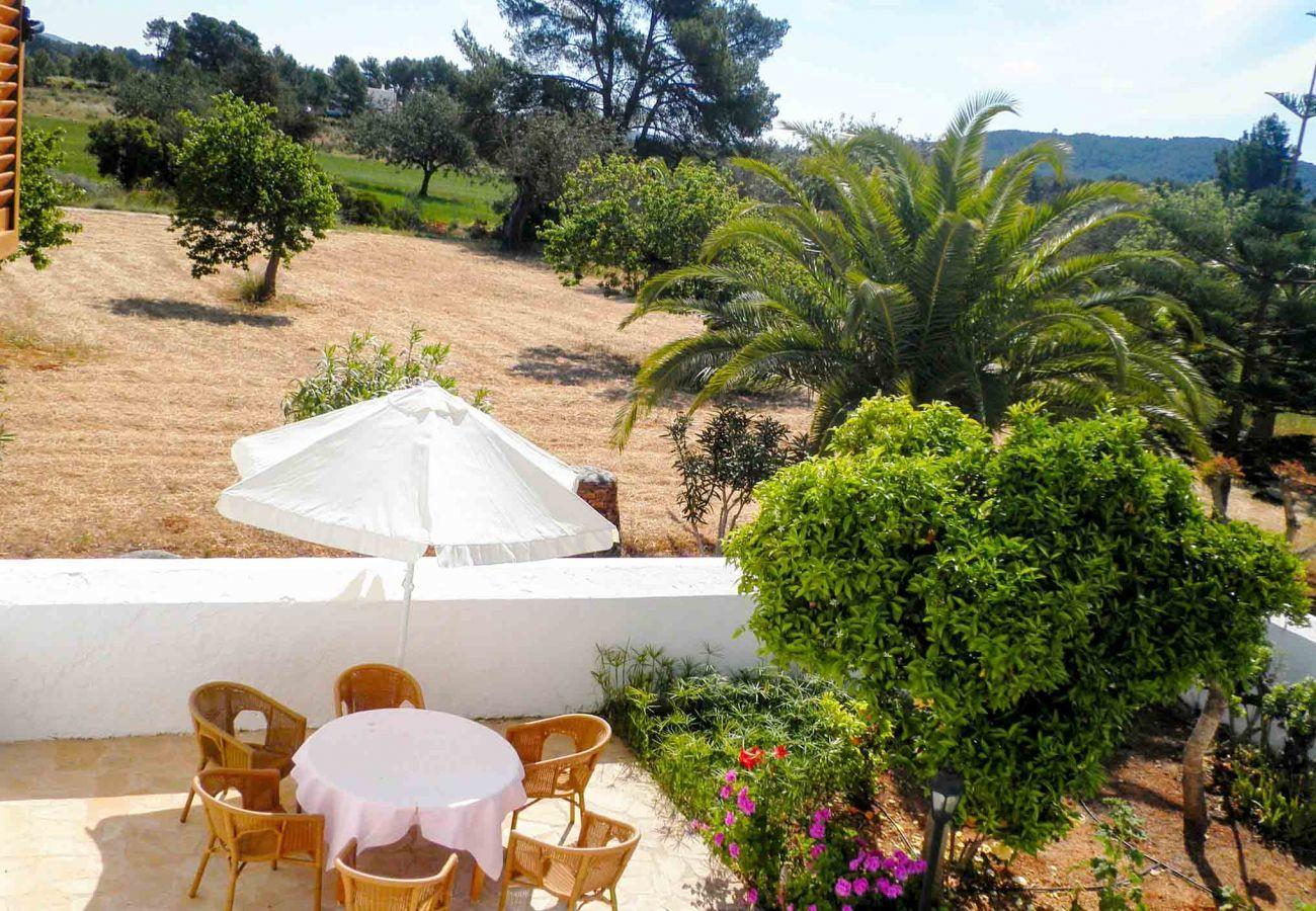 Landhaus in Sant Llorenç de Balafia - CASA MORENO