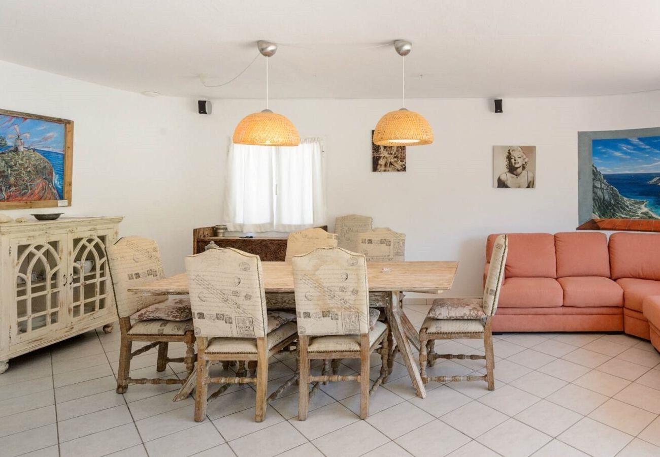 Ferienhaus in Sant Antoni de Portmany - CASA DANY