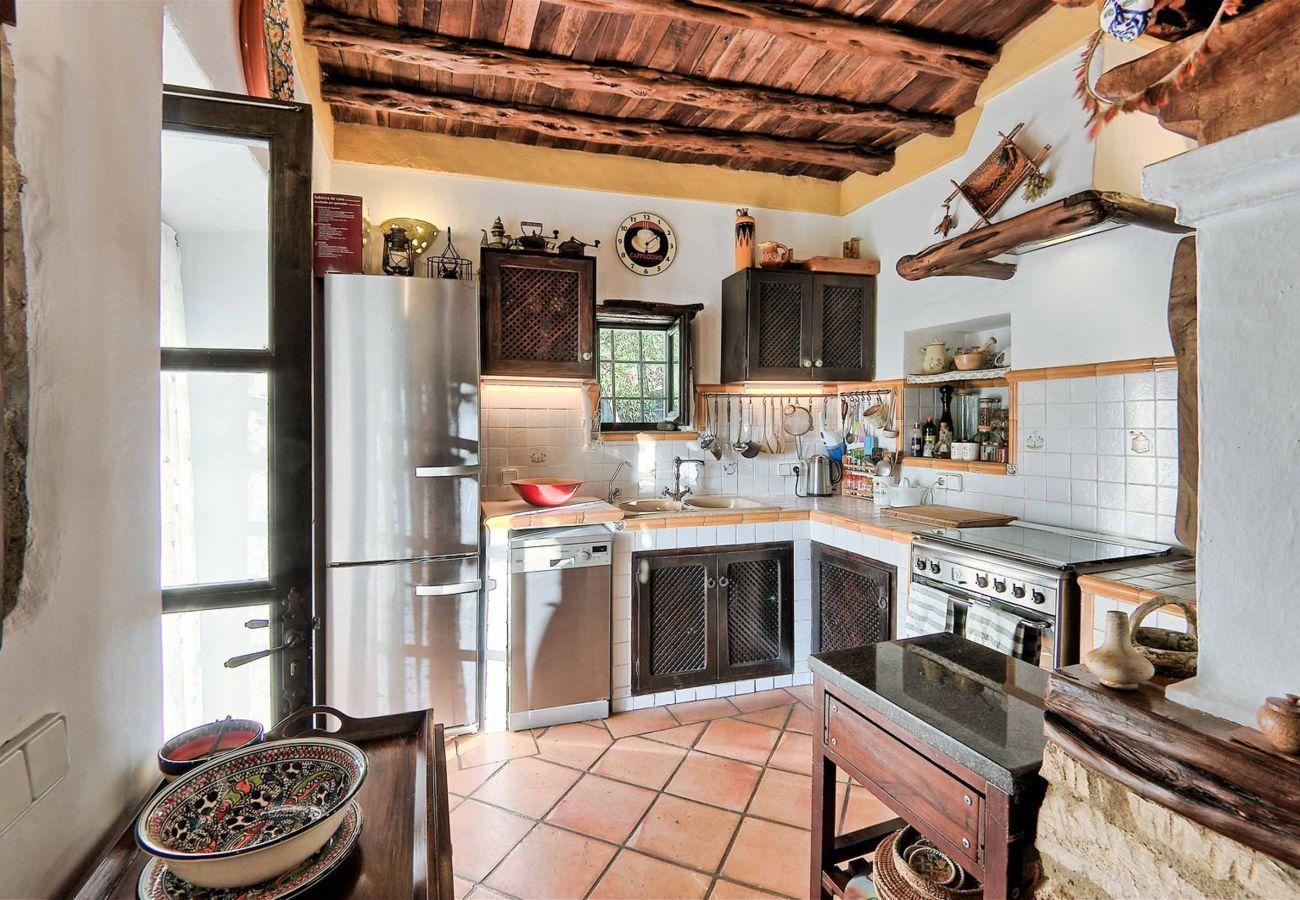 Landhaus in San Miguel/ Sant Miquel de Balansat - VILLA SAN MIGUEL