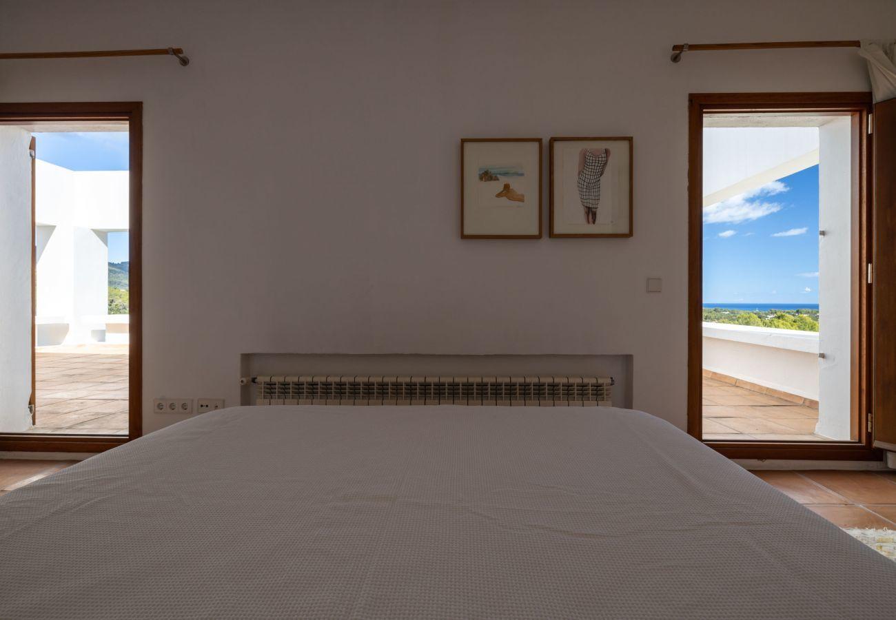 Villa in San Carlos/ Sant Carles de Peralta - VILLA LANDSCAPE
