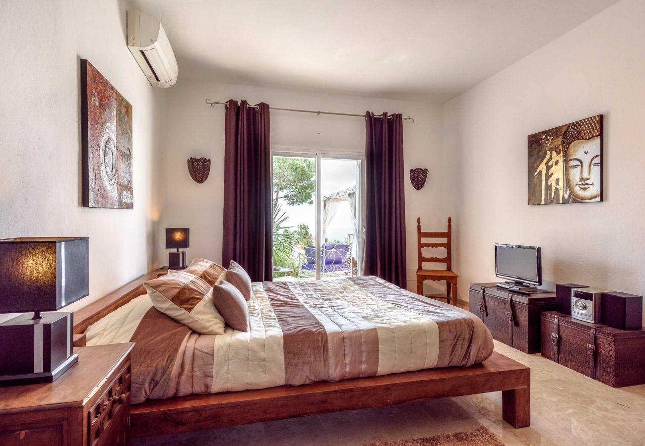 Villa in Es Cubells - VILLA ROMERO
