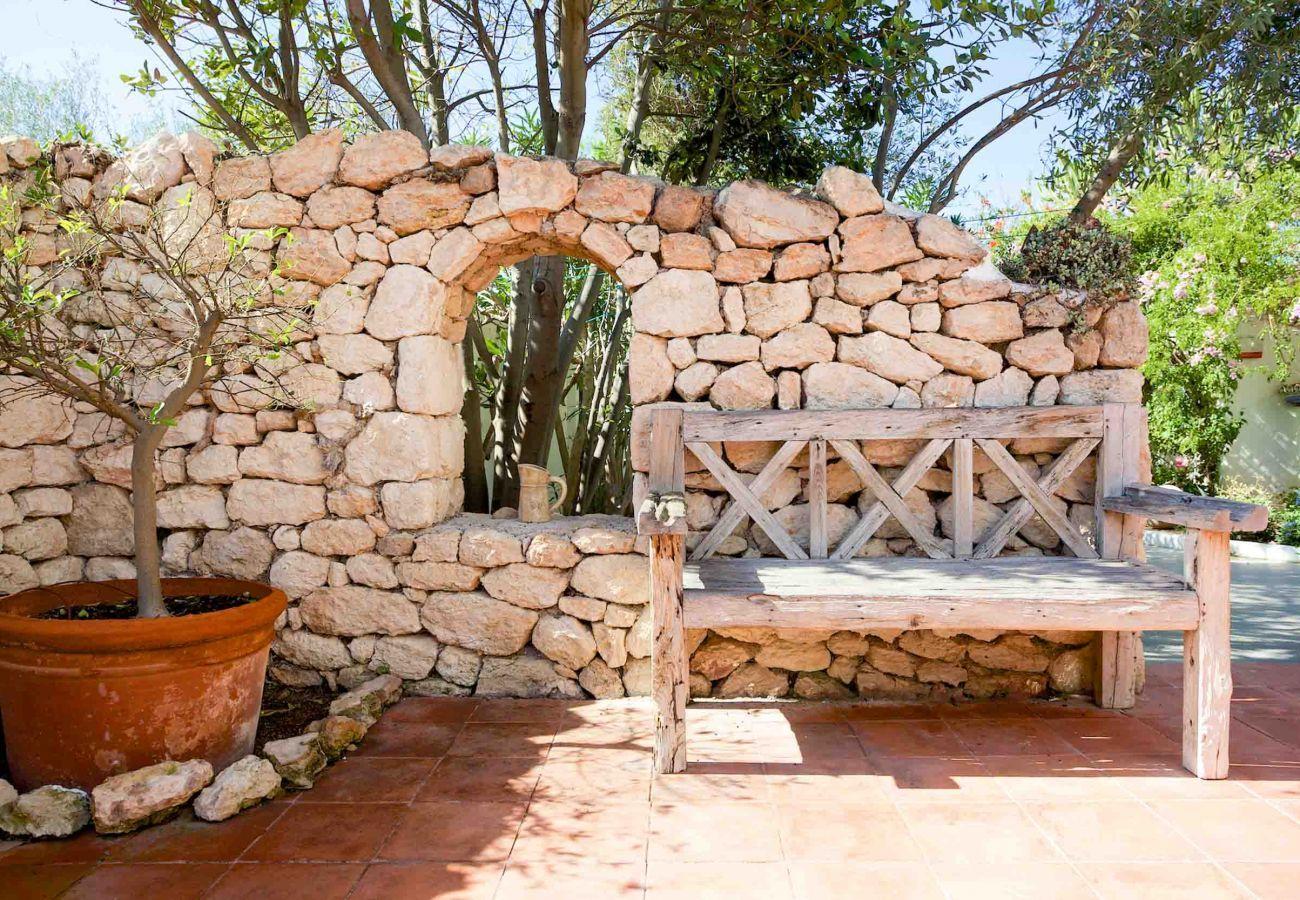 Villa in San Agustín / Sant Agustí d´ es Vedrà - CAN LOVE