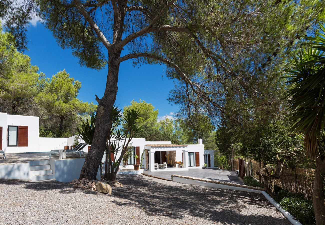 Villa in San Rafael de Sa Creu/ Sant Rafael de Sa Creu - VILLA ARCHI